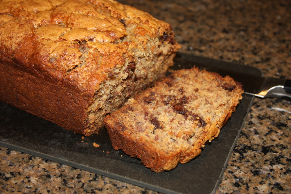 GF Banana Bread